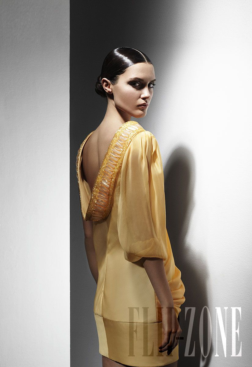 """Georges Hobeika - Ready-to-Wear - """"Signature"""", Fall-winter 2010-2011"""