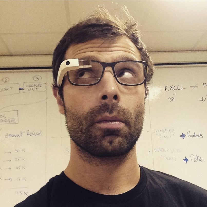 Life is too short to work in a borne company ! #lovemyjob @bemyappfr #technology will #savetheworld #google #glass #reset #iot #startuplover #startups coach & advisor /// #bemyapp #incubator our philosophy is simple we don't believe in bad luck ! #failfast #prototypingisnotenough /// we feed startups we disrupt markets #build #test #learn #buildbetter #launch #earn
