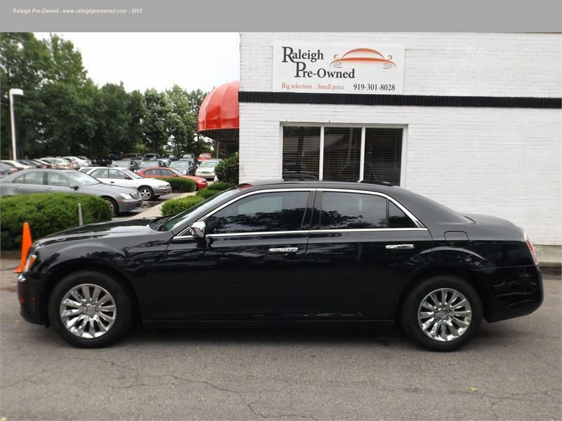 2013 CHRYSLER300 forsale in Raleigh NC at