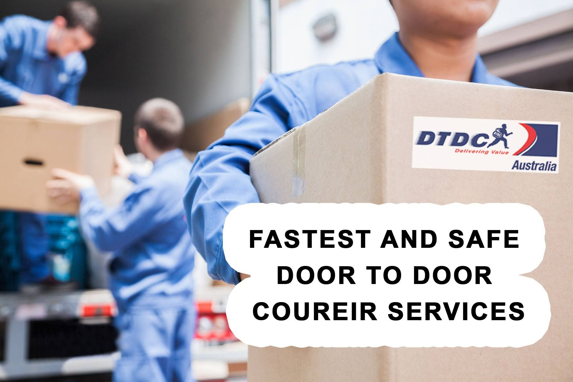 Here we provide best express courier services at modest