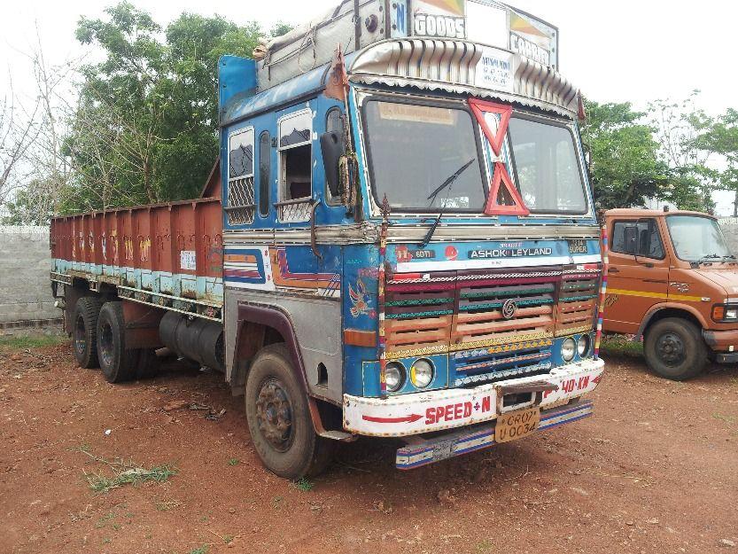 Ashok Leyland 2214 (With images) Ashok leyland, Leyland