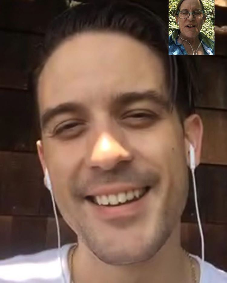 On the phone with his mom ❤❤❤💯😍😍😘😘💦😭😭 | G-Eazy in