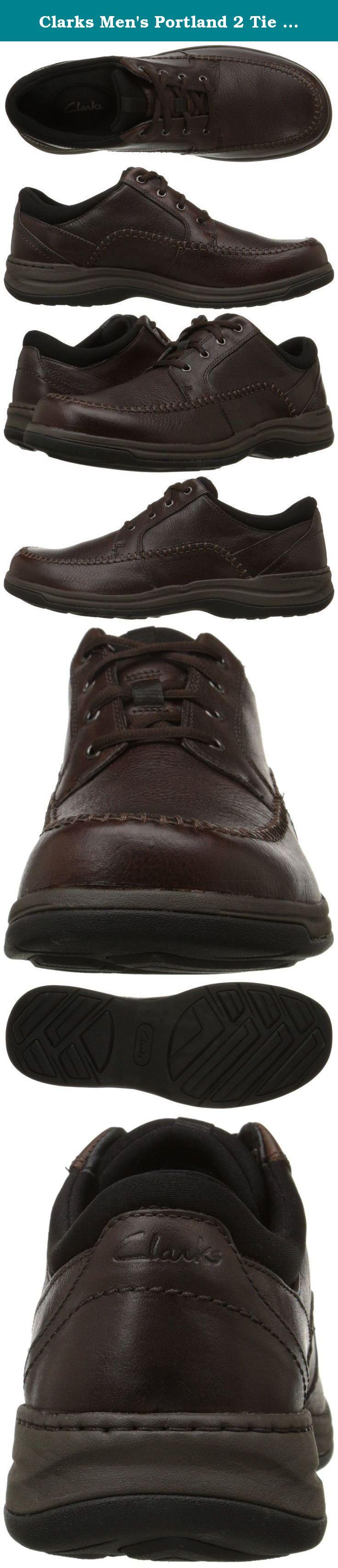 e0ef6e90 Clarks Men's Portland 2 Tie Casual Shoe. Men would love the Clarks ...