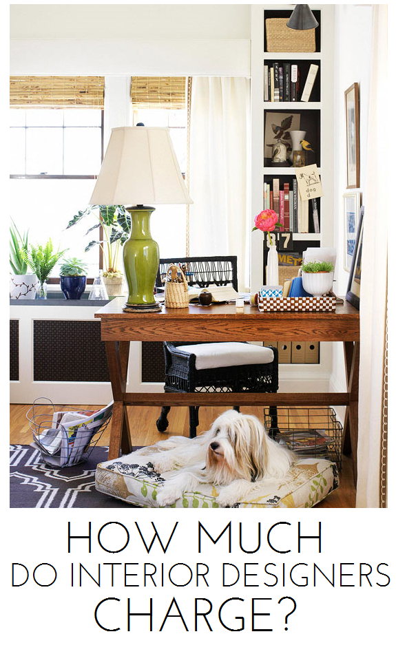How much do interior designers charge bhg home blogger - How much an interior designer makes ...