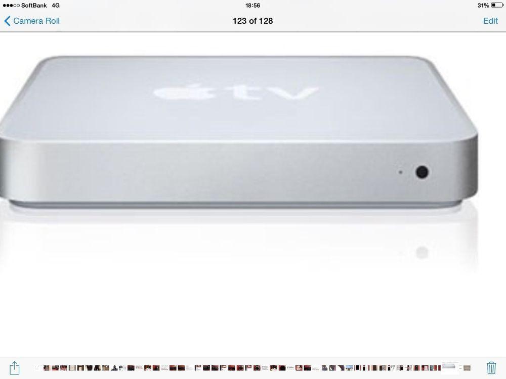 Apple Tv 1st Generation Digital Media Streamer Latest Model Apple Tv Digital Media Digital