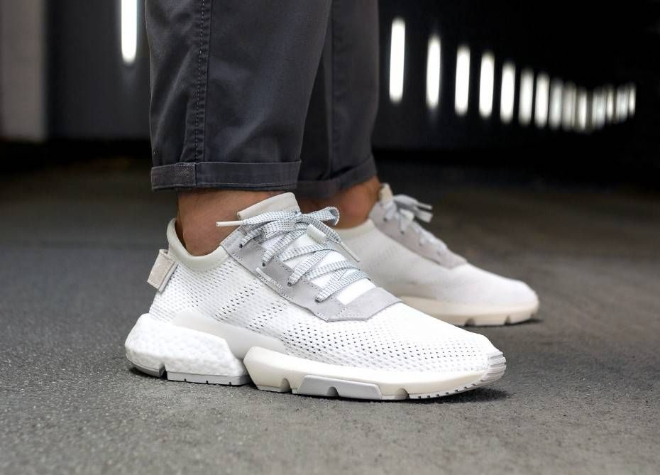 adidas POD S3.1 in 2020 | Men shoes with jeans, Shoes with
