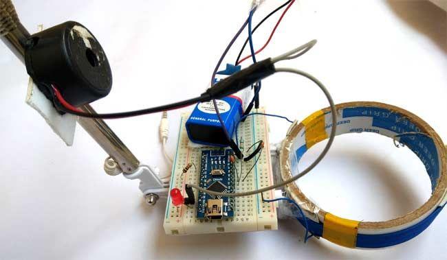 Schema Elettrico Per Metal Detector : Metal detector using arduino arduino v roce 2018 pinterest