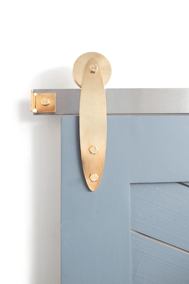 Gold Barn Door Hardware In 2020 Barn Door Hardware Modern Barn Door Door Hardware