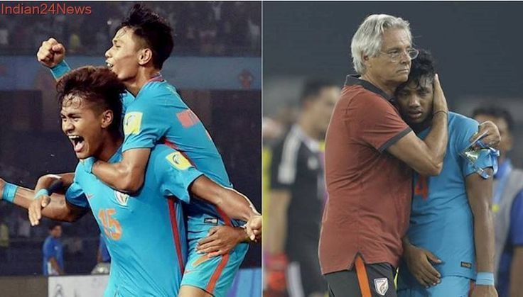FIFA U-17 World Cup: India lose 2-1 to Colombia in a night of ecstasy and agony....
