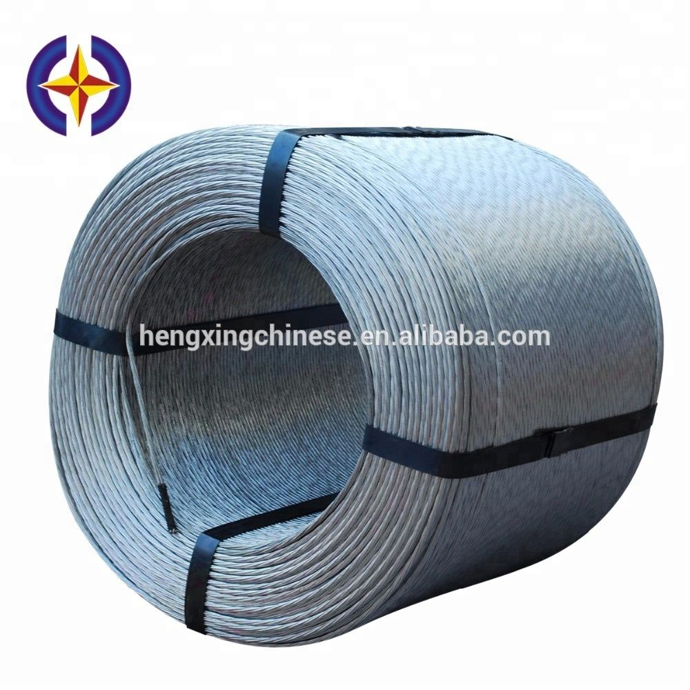 Hengxing Galvanized Steel Stranded Wire Cable Stay Wire Guy Wire View Zinc Coated Steel Wire Strand Hengxing Product Details From Gongyi Hengxing Hardware Co Galvanized Steel Galvanized Zinc Coating