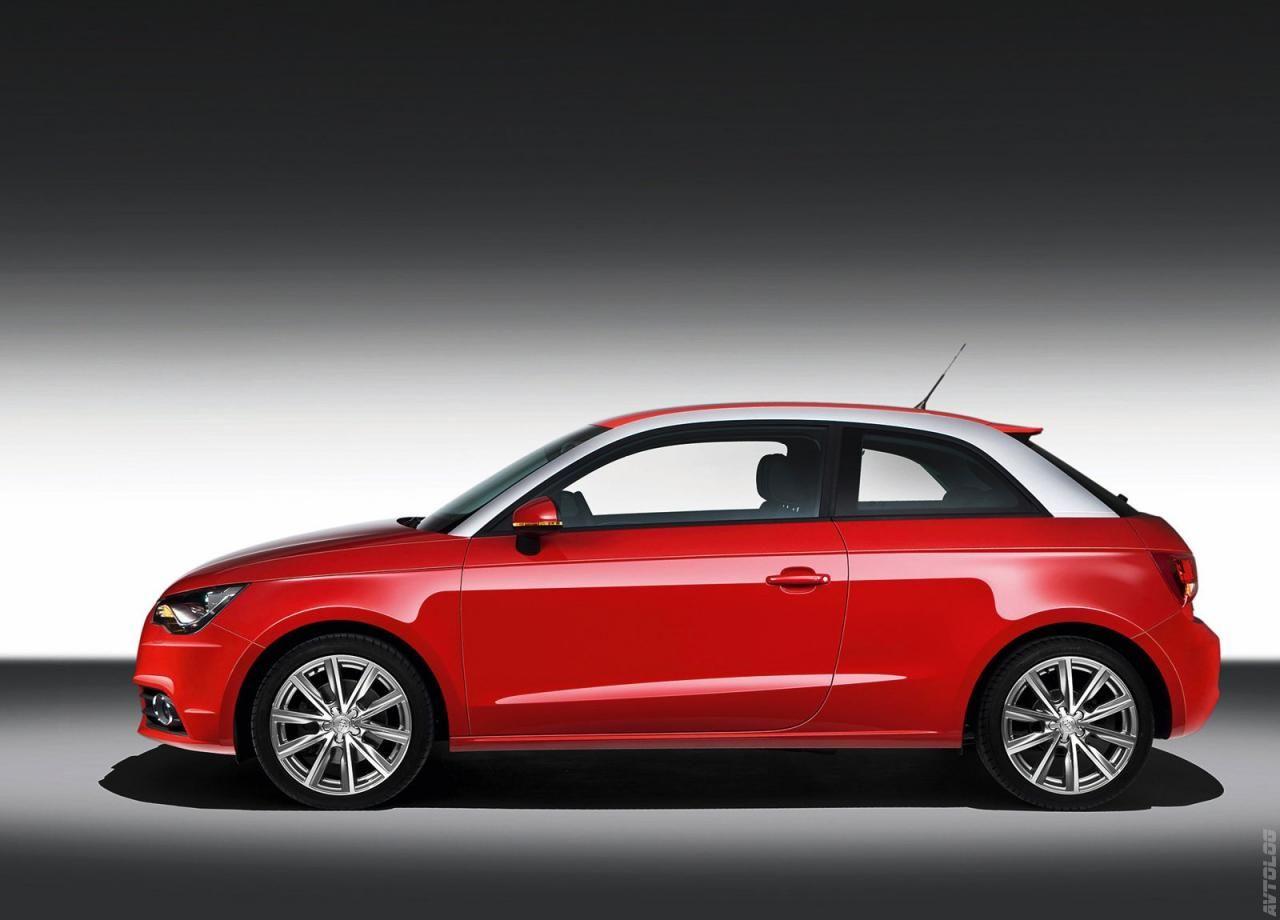 2011 Audi A1 Car Side View Audi Audi A1
