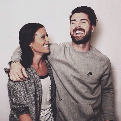 Ali Krieger & Kyle Krieger : Our greatest strength lies in our family ! <3