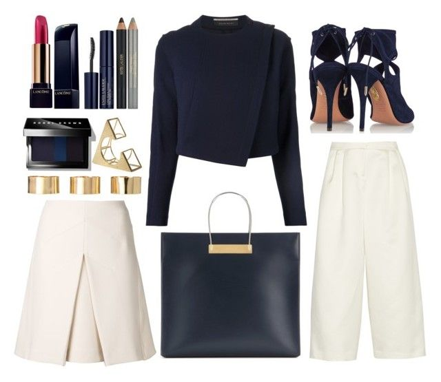 """I know people come and go but it still hurts when they do."" by inesblamas ❤ liked on Polyvore featuring Roland Mouret, TIBI, Balenciaga, Aquazzura, ASOS, Chris Habana, Bobbi Brown Cosmetics, Estée Lauder, Lancôme and women's clothing"