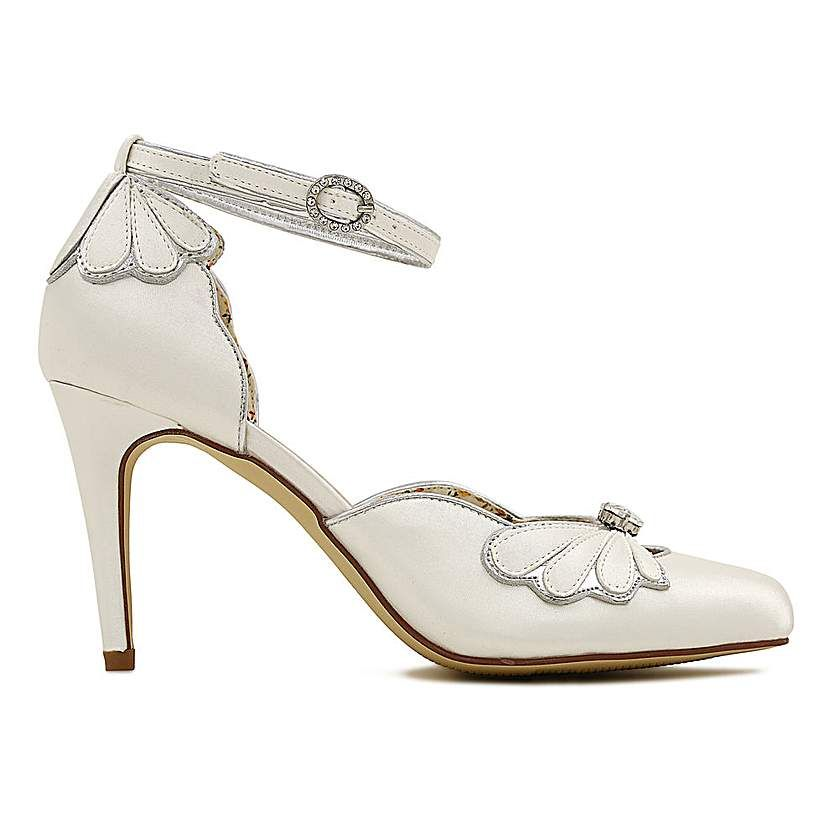 Vintage Style Wedding Shoes Retro Inspired Shoes Art Deco