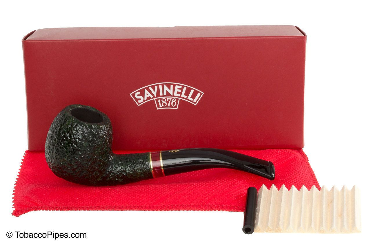 TobaccoPipes.com - Savinelli St Nicholas 2016 Rustic 626 Tobacco Pipe , $96.00 (http://www.tobaccopipes.com/savinelli-st-nicholas-2016-rustic-626-tobacco-pipe/)