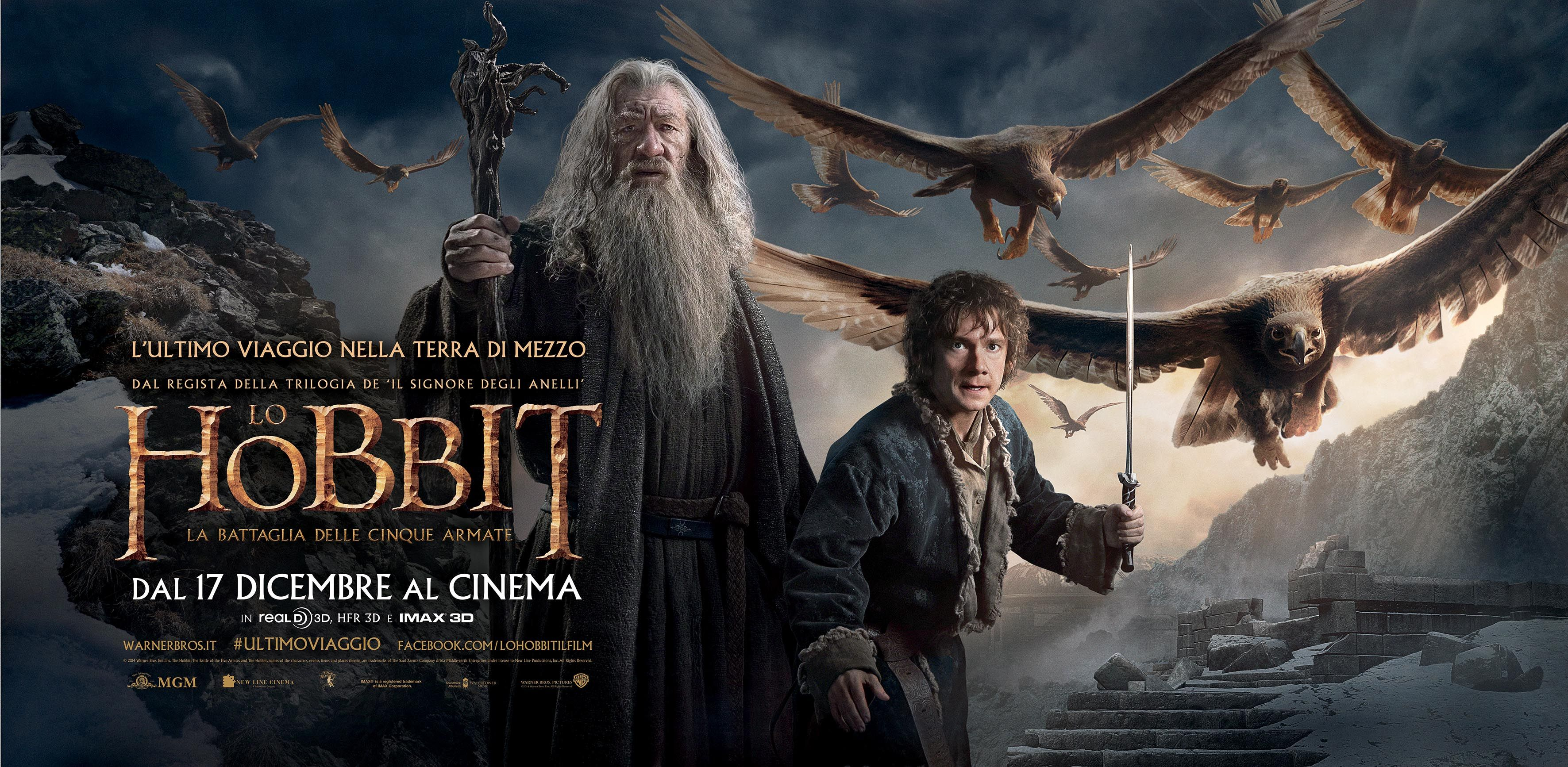 TheHobbit #Hobbit #HobbitPremiere #UltimoViaggio #TerreDiMezzo ...