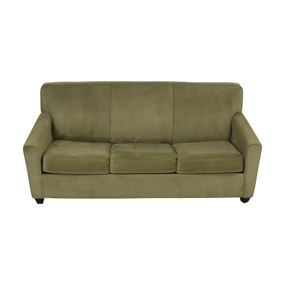 Raymour & Flanigan Queen Sleeper Sofa Sleeper sofa, Sofa