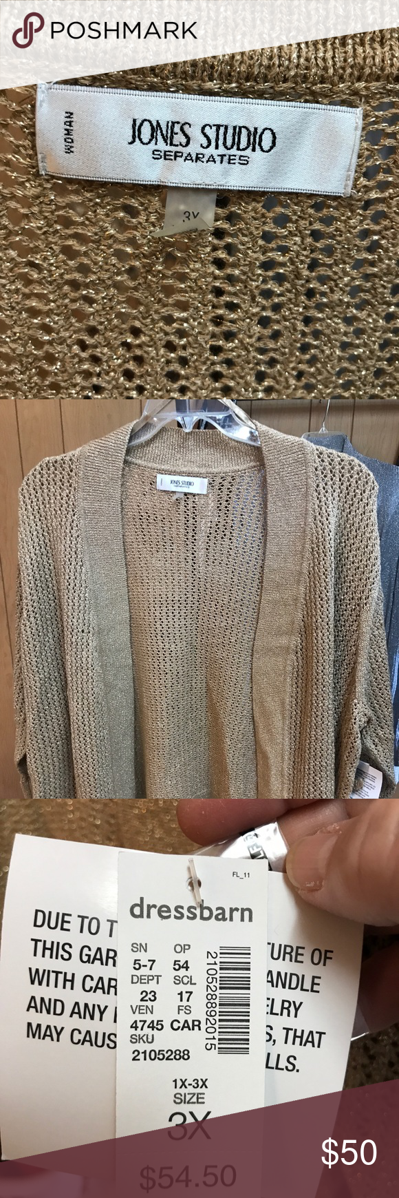 Gold sweater perfect for chilly nights out Great for dressing up ...