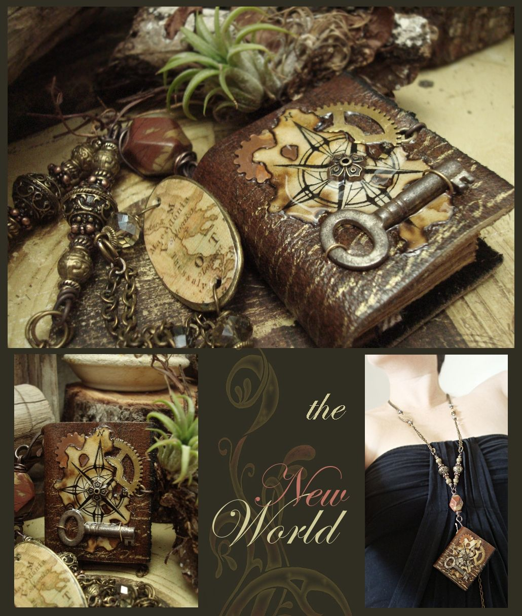 the New World by Luthien Thye