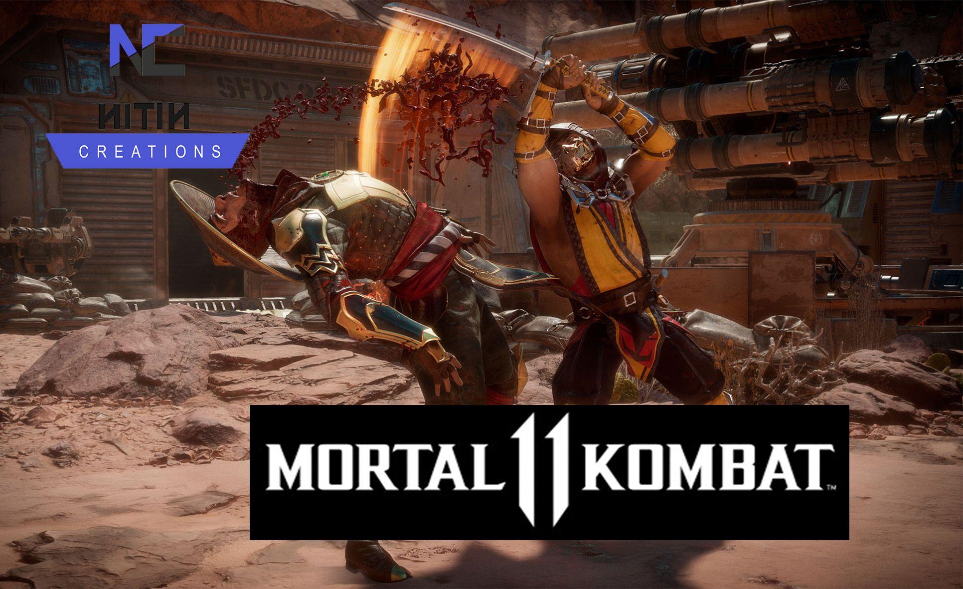 Mortal Kombat 11 Premium Edition and Royale Pass, Gameplay