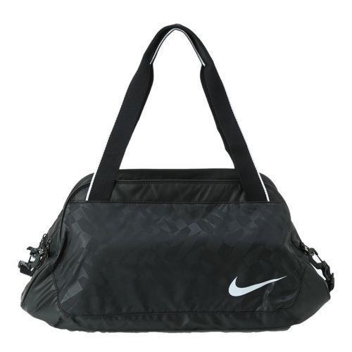 cero Dramaturgo Capataz  Nike C72 Legend Club 2.0 Shoulder Gym Travel Duffel Bag NEW BA4653 008  Black #Nike #Backpack | Duffel bag travel, Duffel, Gym bag