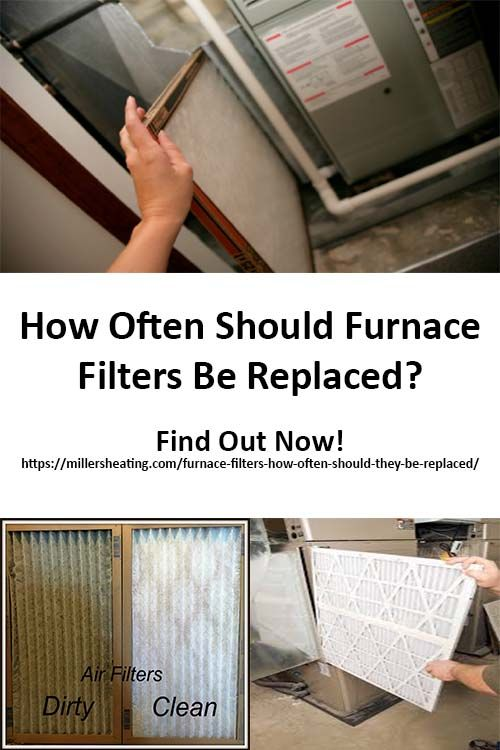 Furnace Filters: How Often Should You Change Furnace ...
