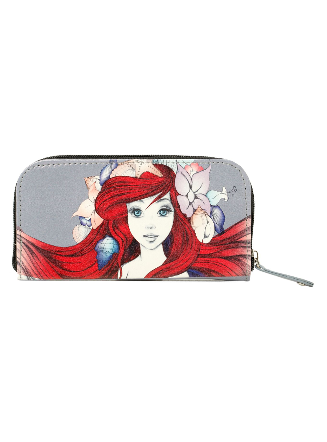 Disney The Little Mermaid Cosmetic Brush Set Hot Topic