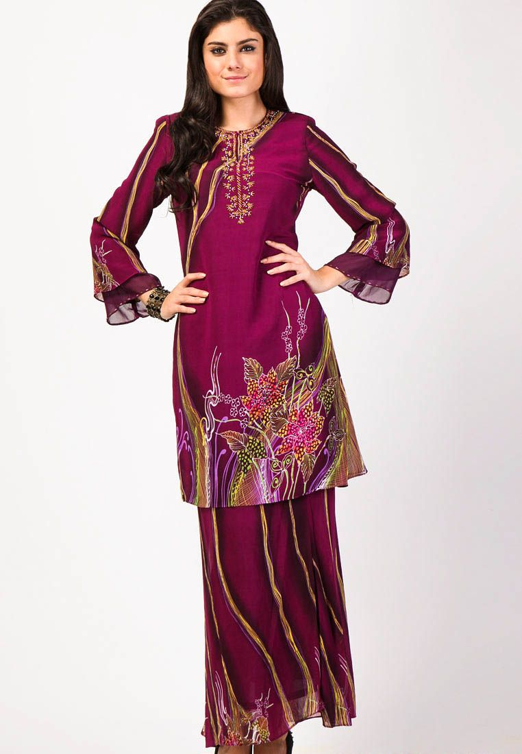 Traditional Malaysian Clothing Traditional Outfits Malaysian