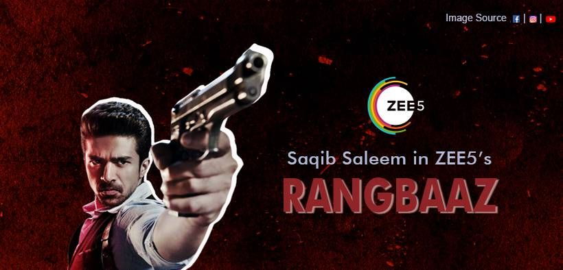 Saqib Saleem to play a gangster in upcoming ZEE5 Original
