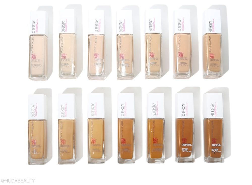 48+ Maybelline 24 hour foundation trends