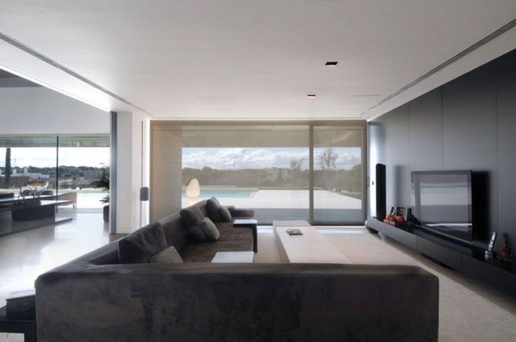 wohnzimmer gestaltung modern wohnzimmer modern luxus hause ...
