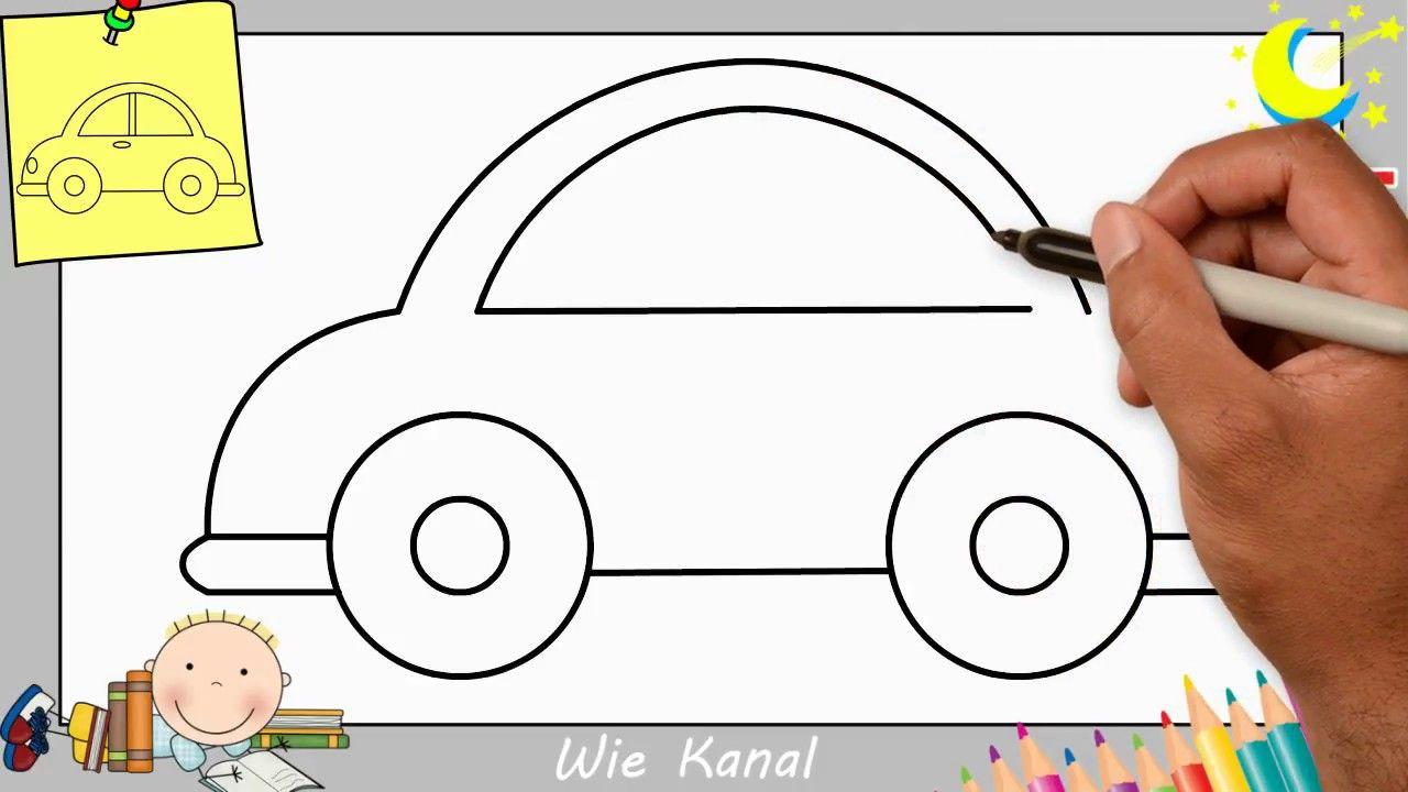 Auto Zeichnen Lernen Einfach Schritt Fur Schritt Fur Anfanger Kinder 8 In 2020 Auto Zeichnen Zeichnen Lernen Smiley Zeichnen