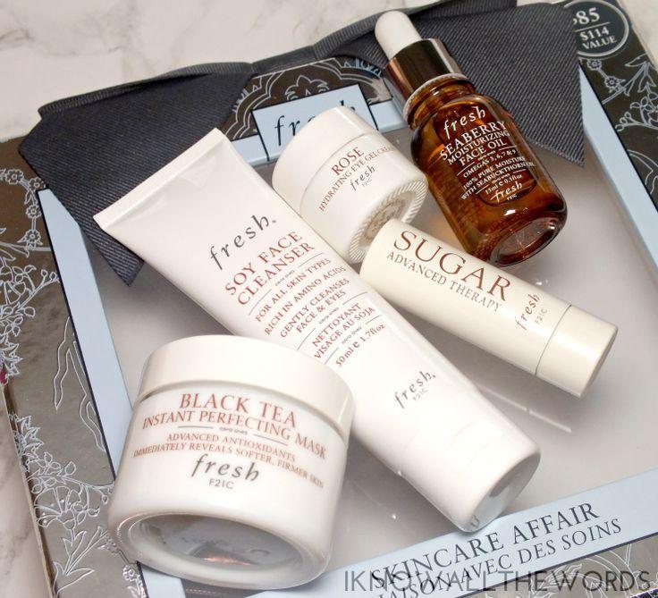 Fresh Skin Care Affair Set