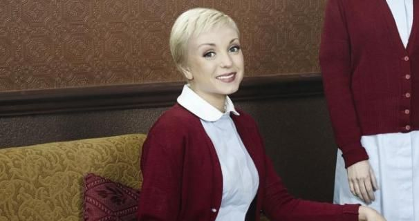 Helen George: 'My husband cries at every episode of Call the Midwife!' | News | Call the Midwife | What's on TV