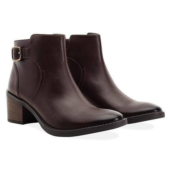 Redfoot, Damen Stiefel & Stiefeletten Schwarz schwarz