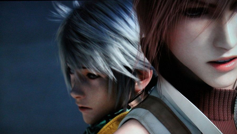 Hope and Lightning by ~Yunal3sca on deviantART