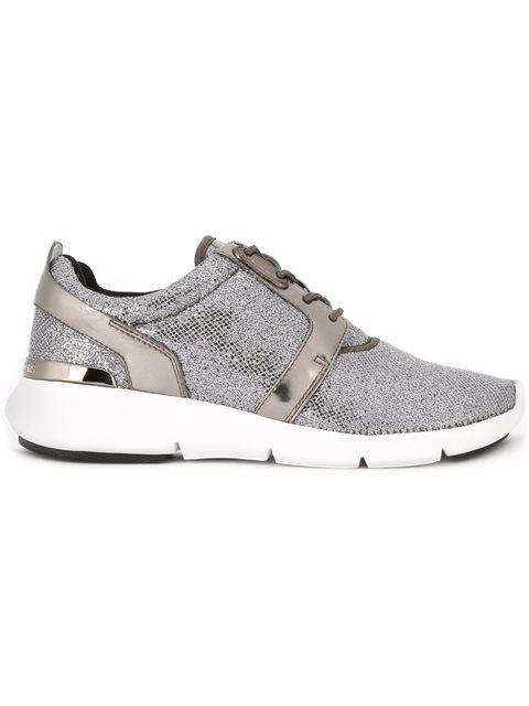 2521b2e52e51 MICHAEL MICHAEL KORS Metallic Sneakers.  michaelmichaelkors  shoes  sneakers