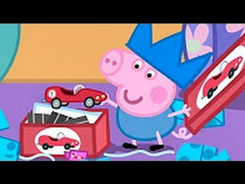 Peppa Pig - Dublado - Português - O Computador Do Vovô Pig [HD] - Vídeo  Dailymotion