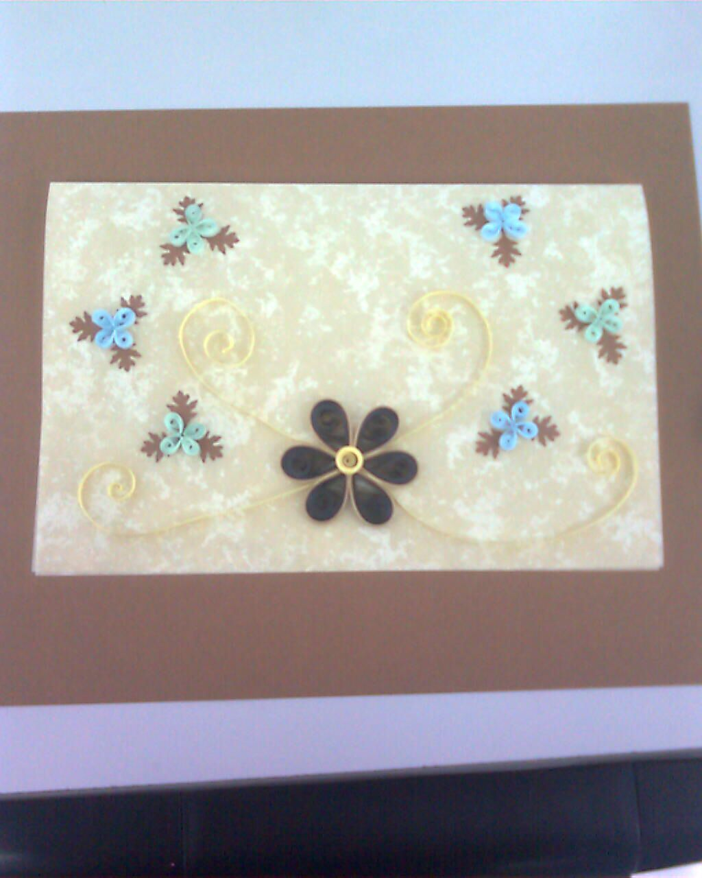 Quilling Flower 1