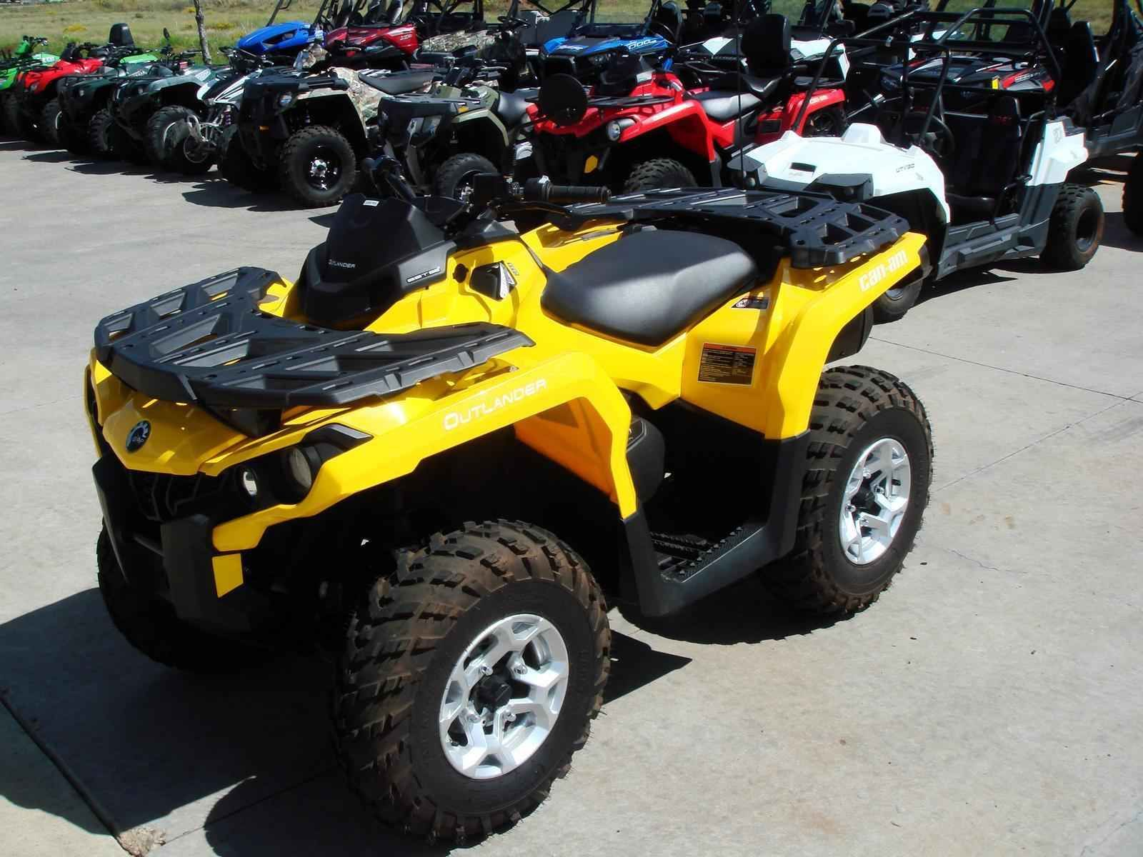Used 2015 Can-Am OUTLANDER 500 DPS ATVs For Sale in Arizona. 2015 CAN-AM OUTLANDER 500 DPS, THIS IS ONE OF OUR RENTAL UNITS PRICE GOES DOWN AS UNIT GETS RENTED CALL FOR CURRENT DEAL