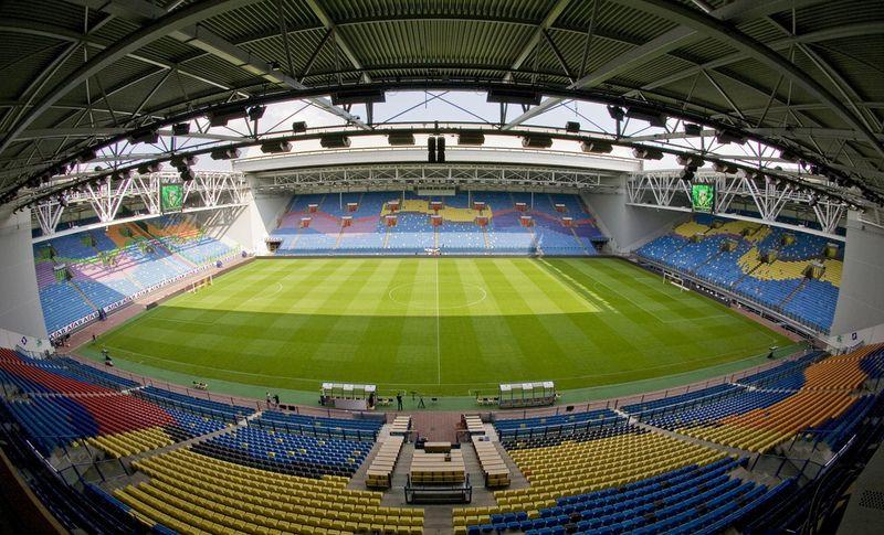 Vitesse - GelreDome, 2e mooiste stadion van NL