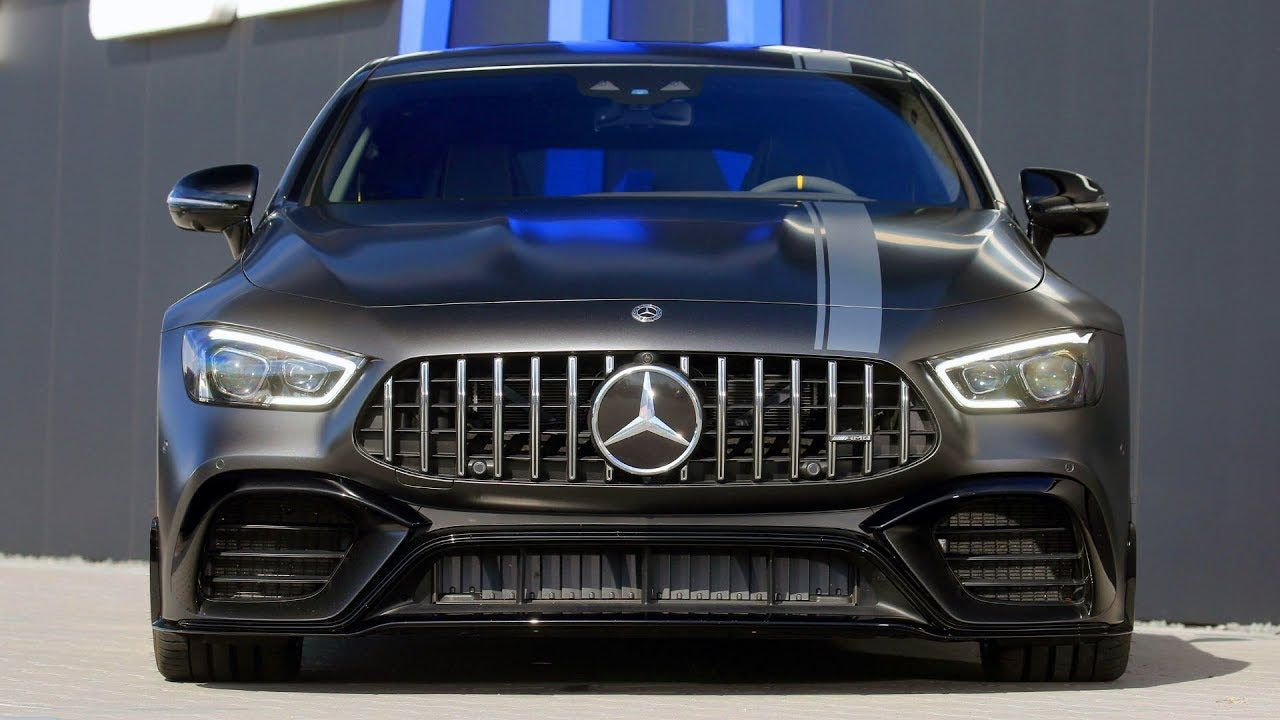 Posaidon Rs Mercedes Amg Gt63 S 4 Door With 898 Hp Mercedes Amg Amg Mercedes