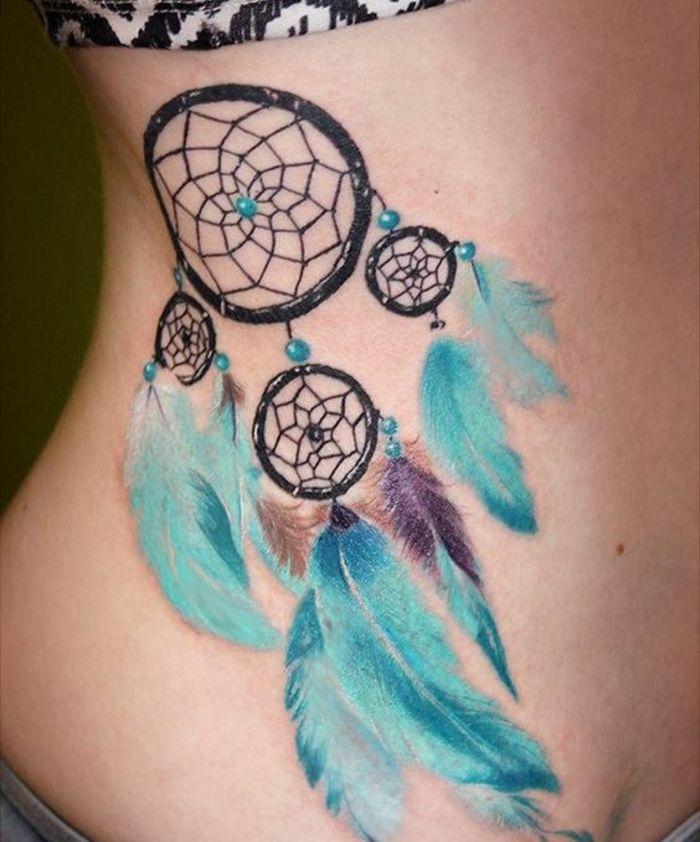 1001 Idees De Tatouage Attrape Reve Symbolique Tatouage Attrape Reve Tatouage Beau Tatouage