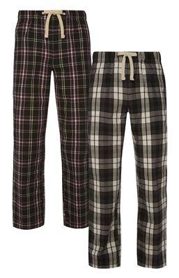 2 Pack Mens Jersey Shorts Top Bottoms Pyjama Side Stripe Nightwear Lounge Pants