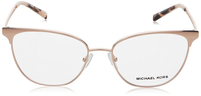 Eyeglasses Michael Kors MK 3018 1194 ROSE GOLD-TONE at Amazon Men s  Clothing store  0bccec05d6