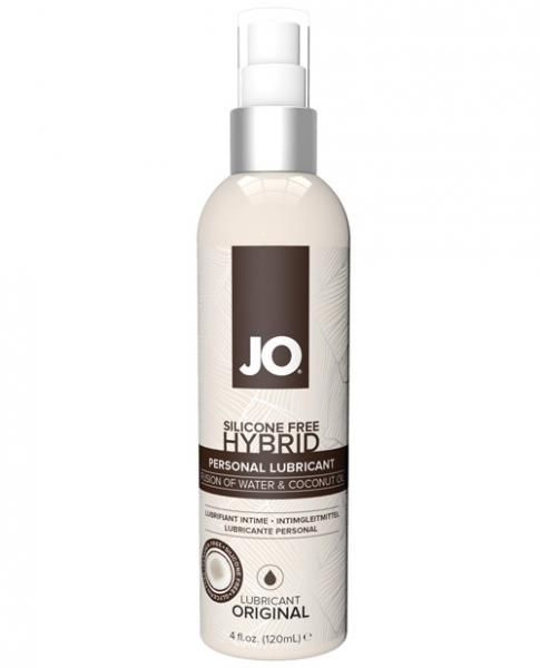 System Jo Silicone Free Hybrid Personal Lubricant Is A New Fusion