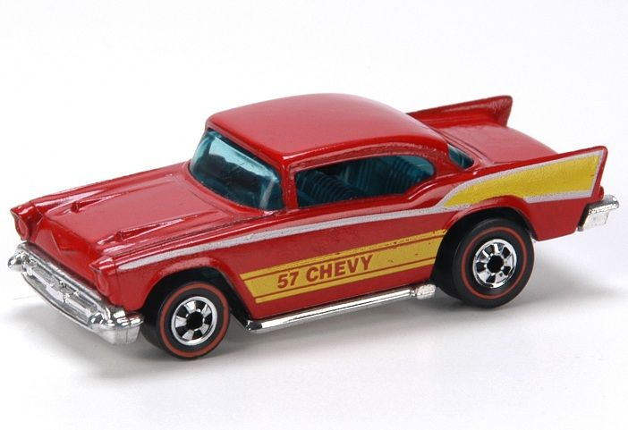 57 Chevy Back When Things Were Simple Hot Wheels Hot Wheels