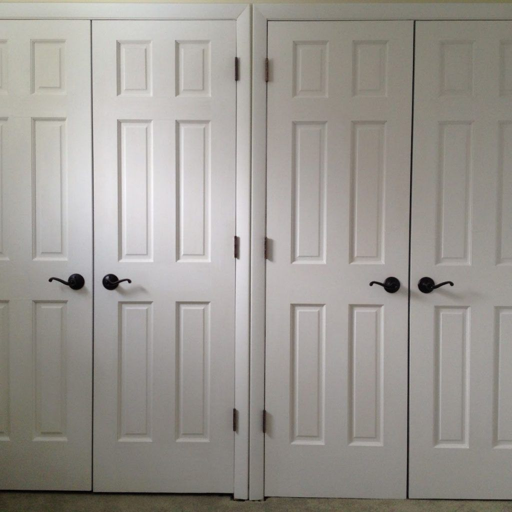 Double Wide Closet Doors Remodeling Home In 2019 French