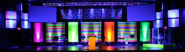 Disco Tech Church Stage Design Ideas Kids Stage Design Kids Church Stage Church Stage Design