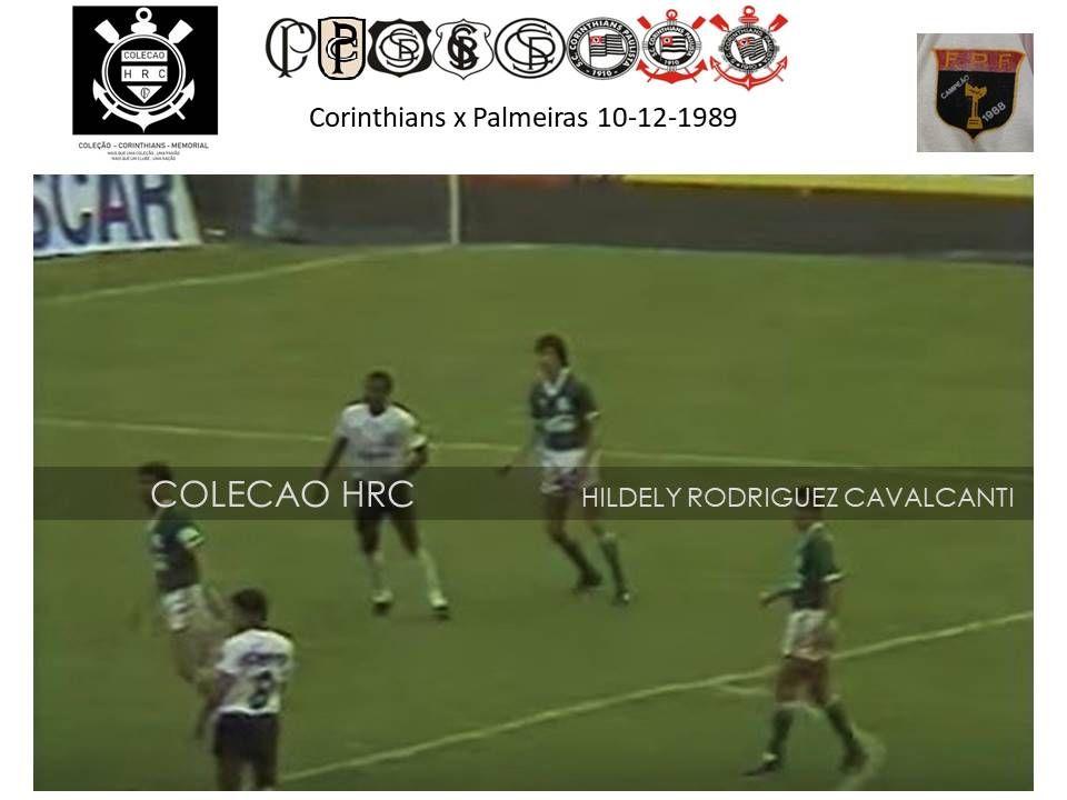 Corinthians 1989 Soccer Field Sports Field